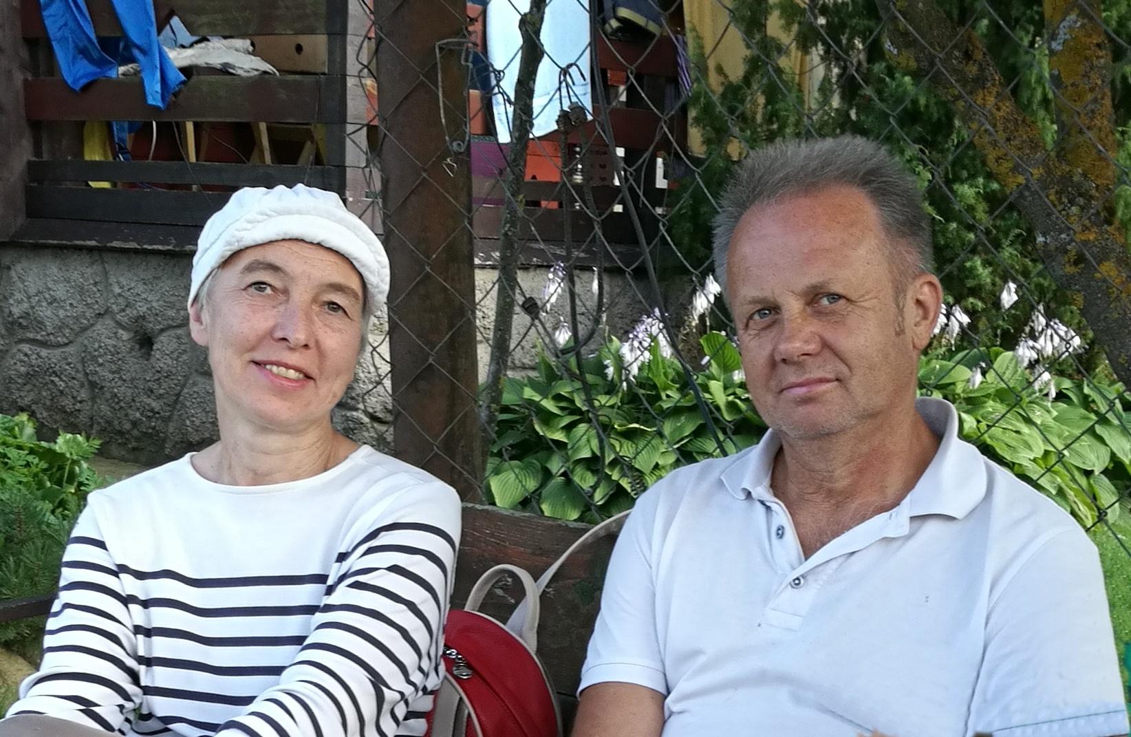 Андрей и Ольга
