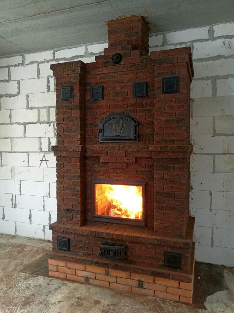 Большая каминопечь Босфор